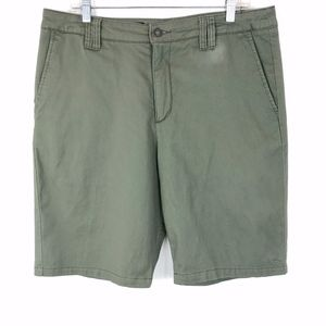 O'Neil Men's Green Short, Size 34, Standard Fit